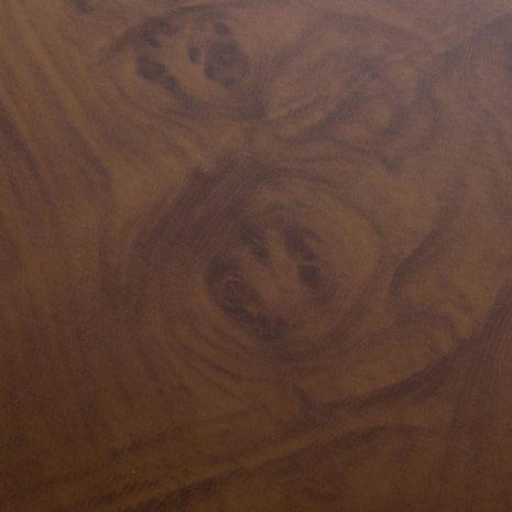 Plakfolie hout Wetsteen Walnoot