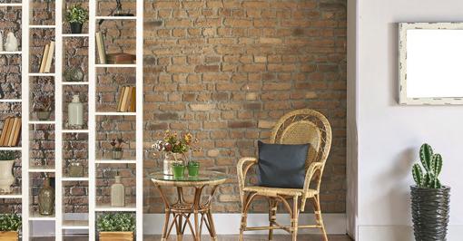 Steen In Interieur : Plakfolie steen interieurfoliewebshop