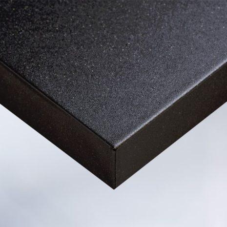 glitter plakfolie interieur mat zwart