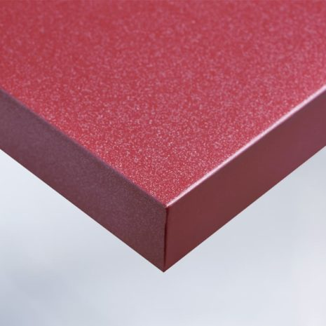 glitter plakfolie interieur rood