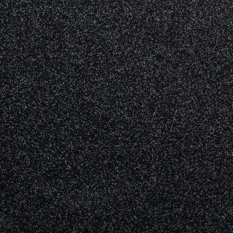 glitter plakfolie interieur zwart