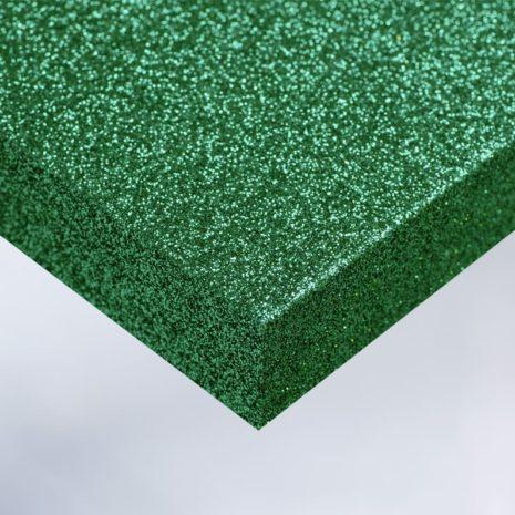 glitter plakfolie interieur groen