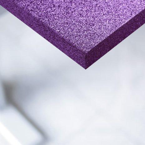 glitter plakfolie interieur paars