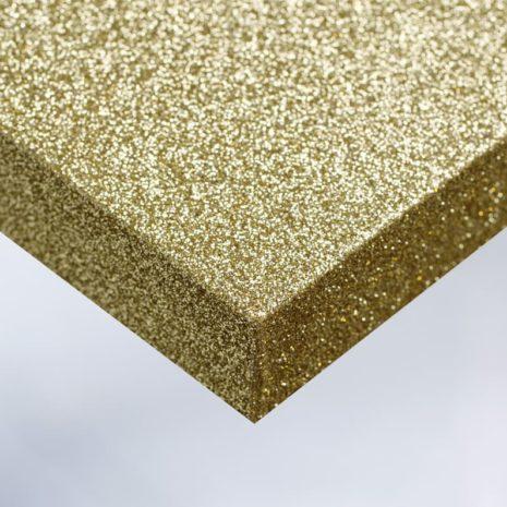 glitter plakfolie interieur goud